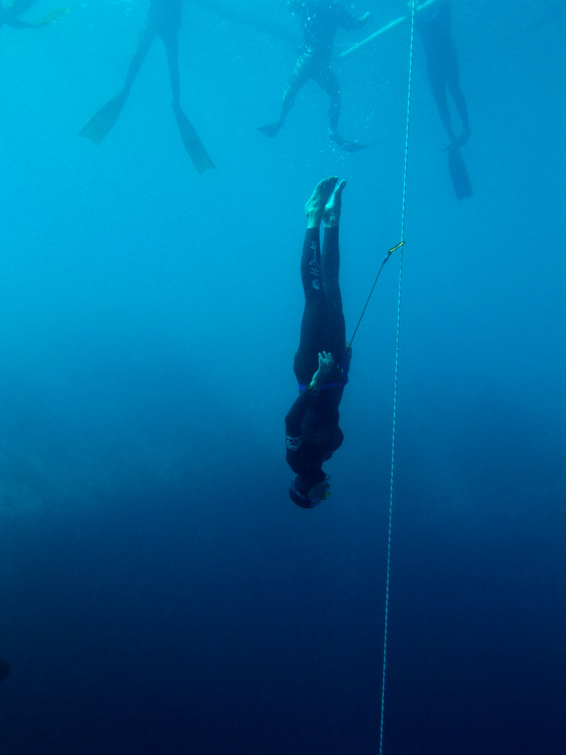 Freediving World Champion Believed Dead: Freediving World Championships